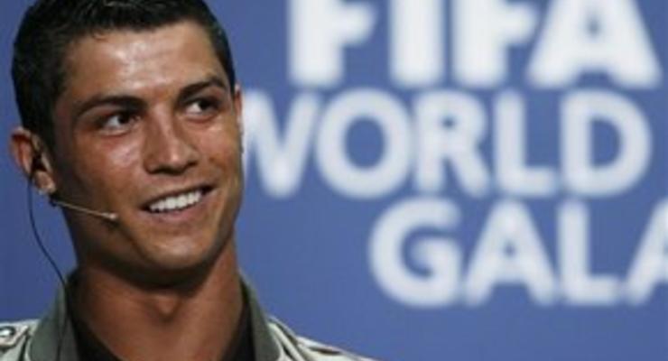 Роналдо: Сейчас кульминационный момент фантастического периода в моей жизни