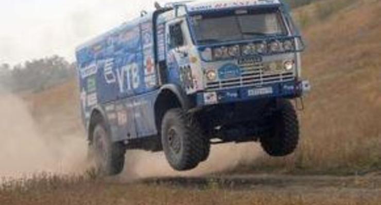 Дакар: Чагін вийшов у лідери загального заліку серед вантажівок