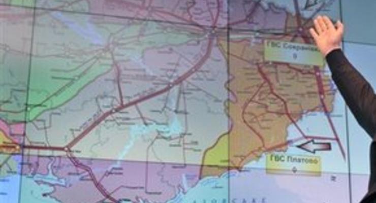 Нафтогаз подтверждает прохождение транзитного газа