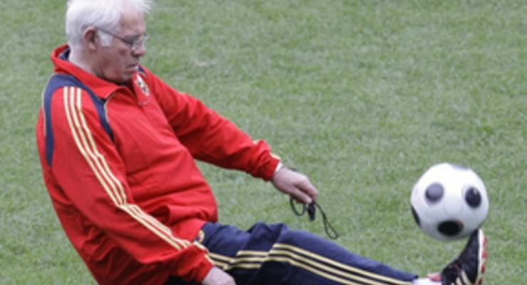 Названо найкращого тренера 2008 року