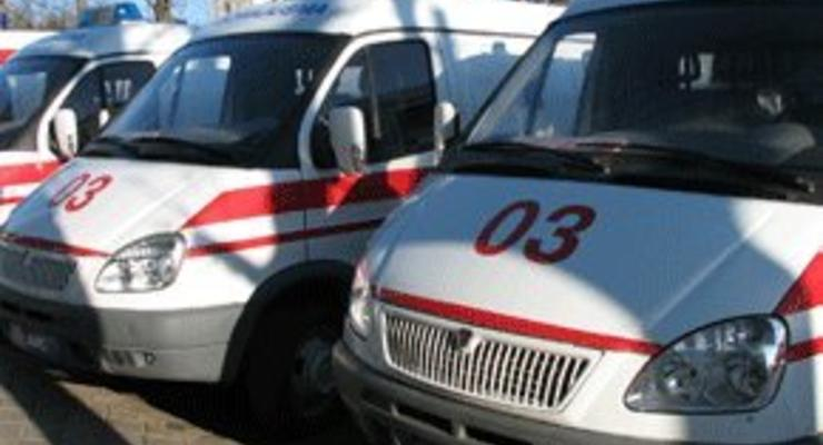 В Киевской области с острым воспалением госпитализировали шесть младенцев