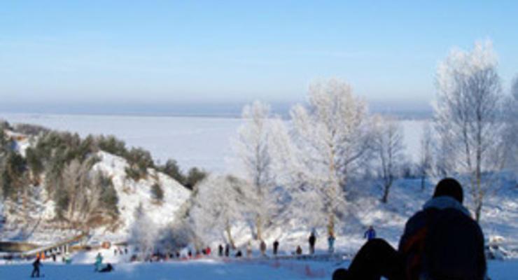 Под Киевом появился сноуборд-парк