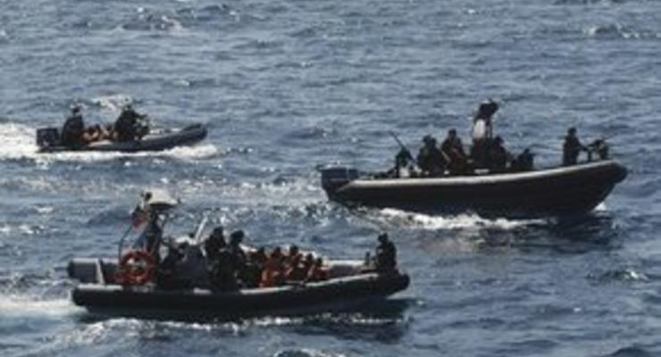 Сегодня сомалийские пираты освободили два судна