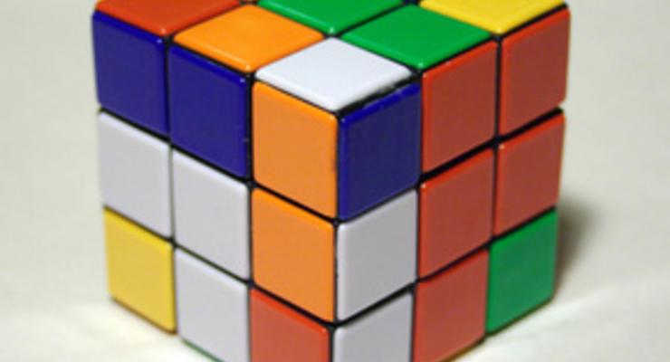 Британец собирал кубик Рубика 26 лет