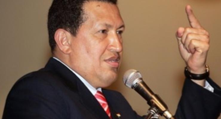 Выступление Чавеса перед парламентом Венесуэлы продлилось семь часов