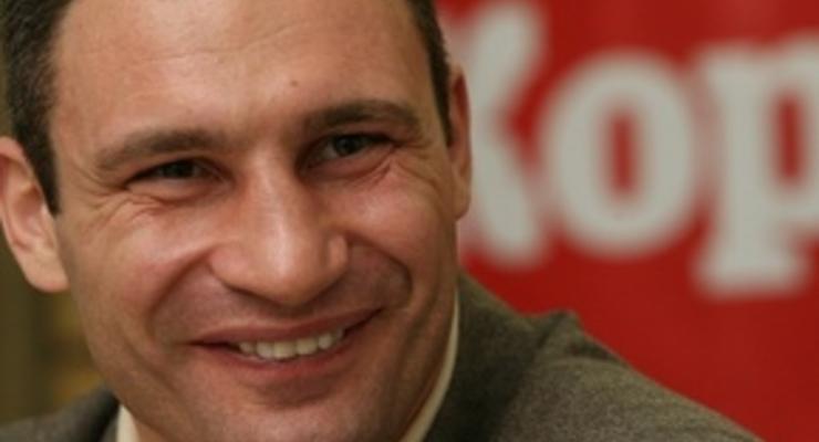 Віталій Кличко: Криза позначилася на нашій промоутерській компанії