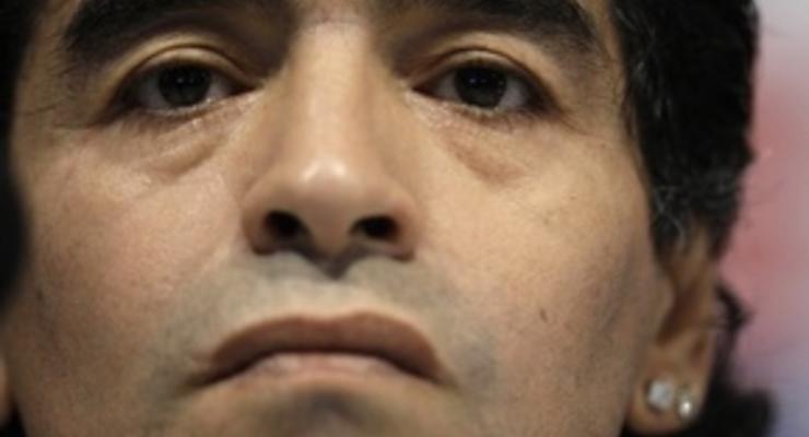 Марадону могут лишить вечного десятого номера в Наполи