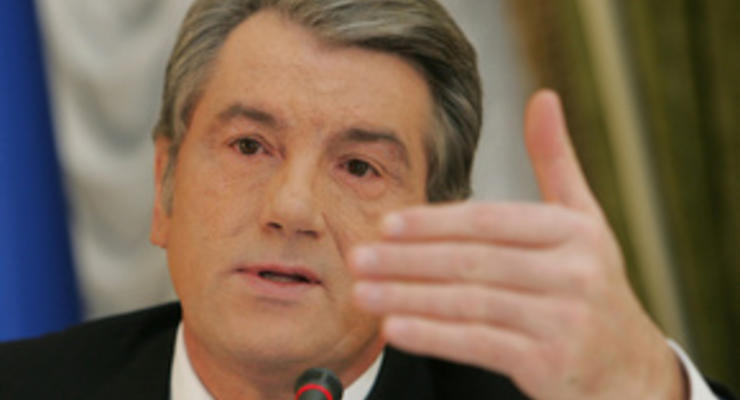 Ющенко рассказал, когда в Европу пойдет газ