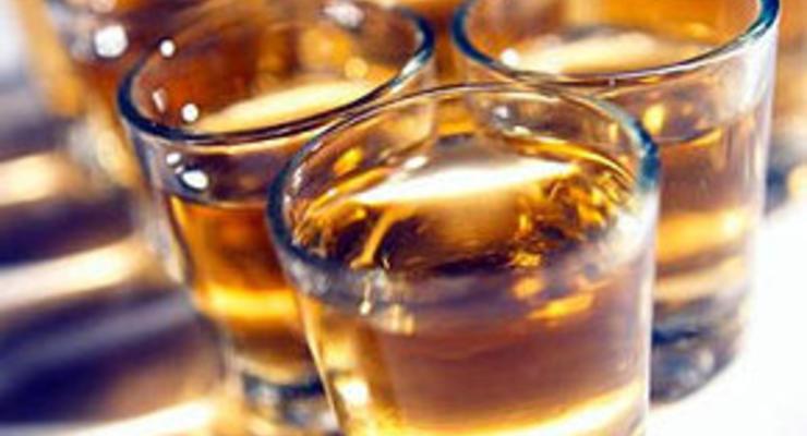 В Британии водка вытесняет виски