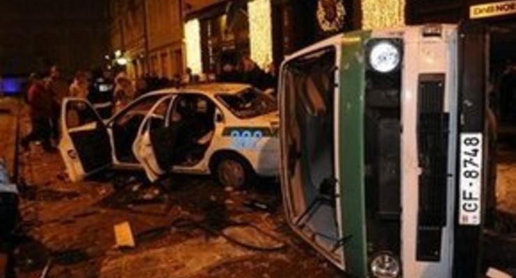 Ущерб от беспорядков в Риге составил почти $100 тысяч