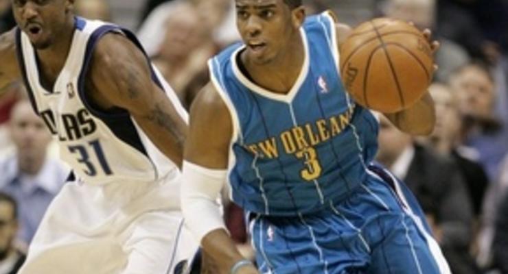 NBA:  Неймовірний Кріс