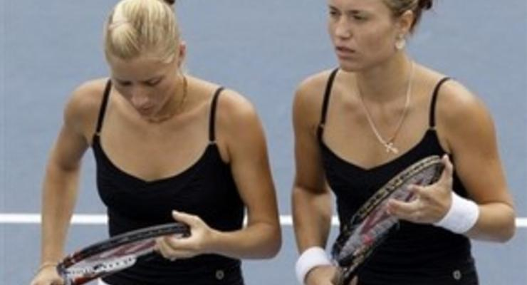 Сестри Бондаренко виходять до фіналу на турнірі в Хобарті