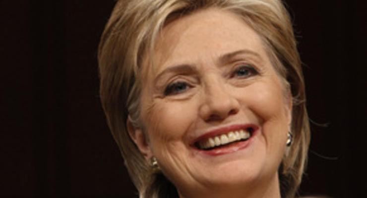 Кандидатуру Хиллари Клинтон на пост госсекретаря США поддержал сенатский комитет