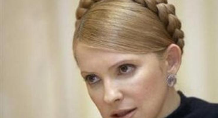 Тимошенко поговорила с Меркель, Туском и Баррозу