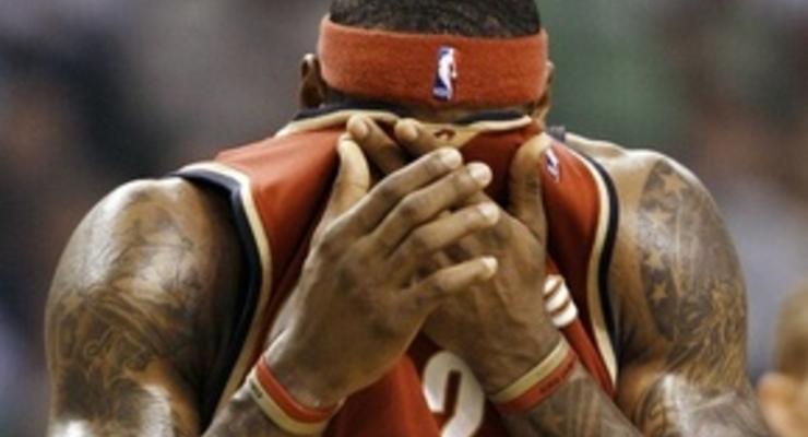 NBA: День Быка