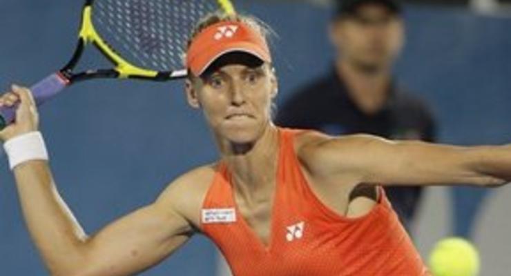 Дементьева побеждает в российском финале в Сиднее