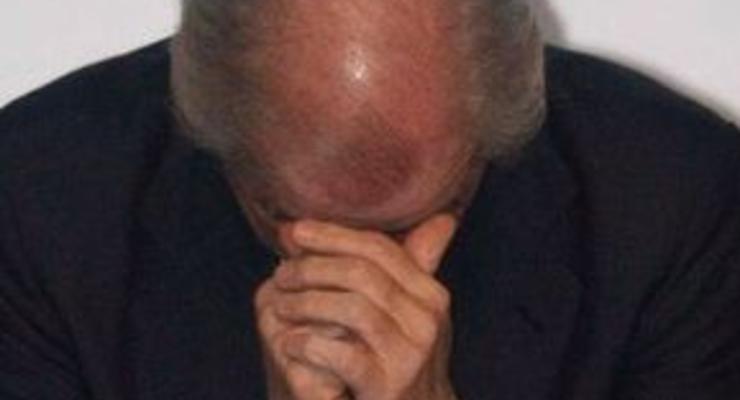 Кальдерон подал в отставку