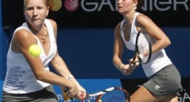 Сестры Бондаренко проигрывают в финале турнира в Хобарте
