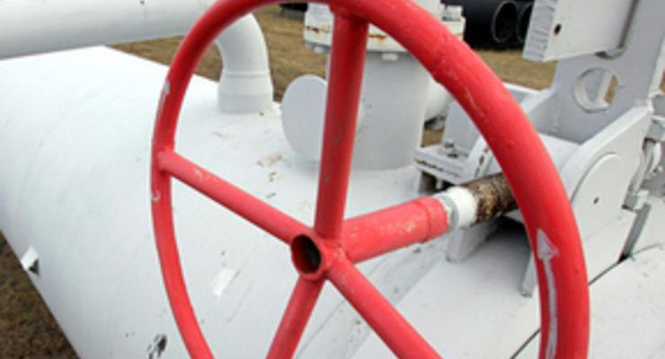 Российские СМИ: газ для Украины будет стоить 376 долларов