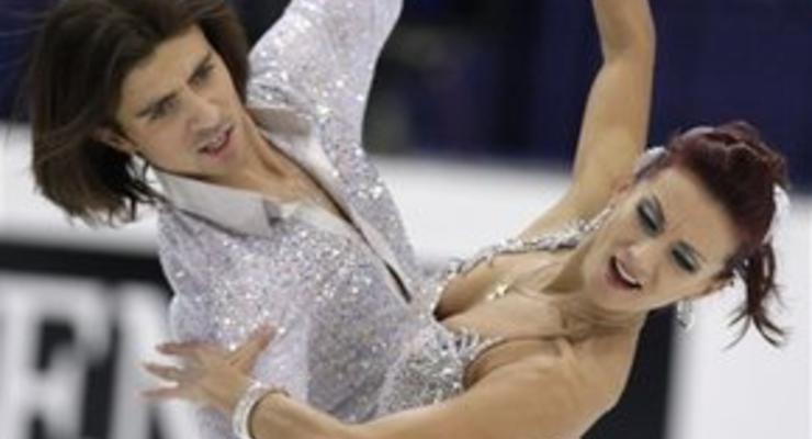 Украинцы девятые после обязательного танца