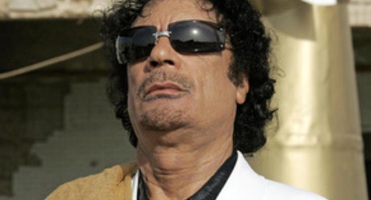 Муаммар Каддафи стал новым председателем Африканского союза