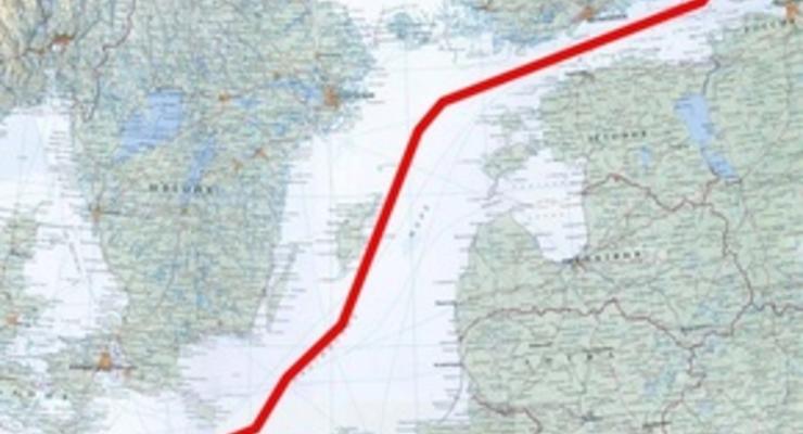 Финляндия может поддержать строительство Северного потока