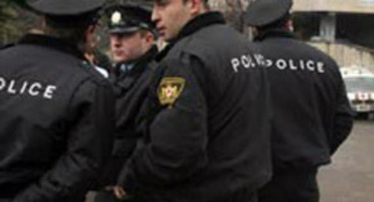 Похищенный грузинский арбитр освобожден