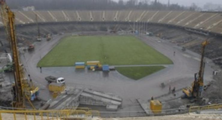 В апреле назовут подрядчика по установке купола НСК Олимпийский