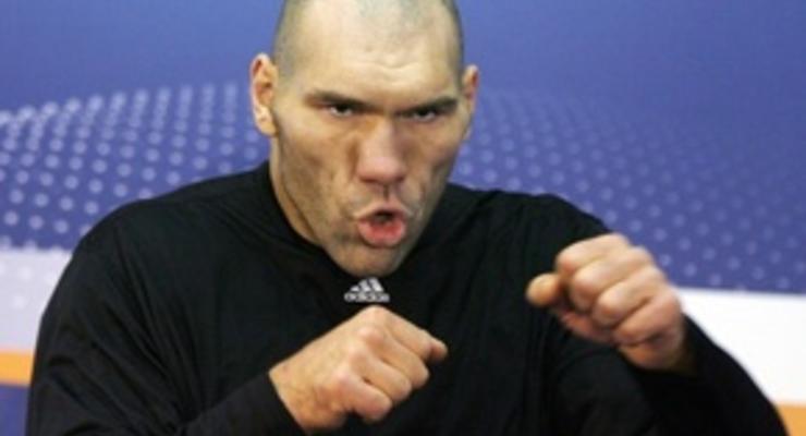 Валуев начинает готовиться к бою с Чагаевым