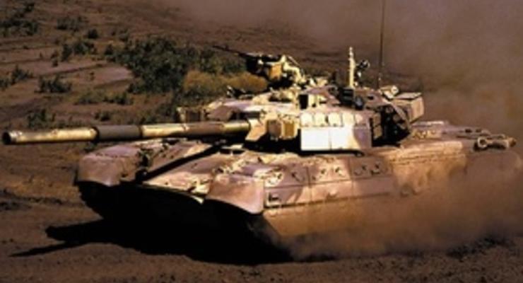 Ехануров принял на вооружение новый украинский танк Оплот