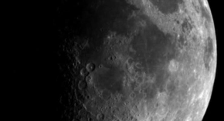NASA обнаружило воду на Луне