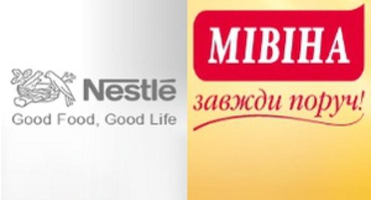 Nestle приобретает производителя Мивины