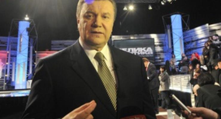 Репортеры без границ заявили об ограничении свободы слова в Украине после победы Януковича