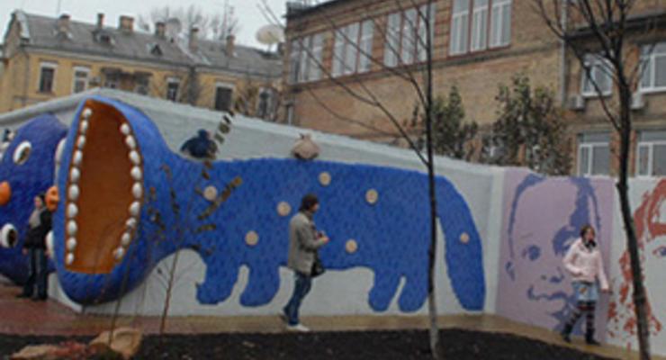 Мэрия Киева начала переговоры с МИД о переносе строительства на Пейзажной аллее