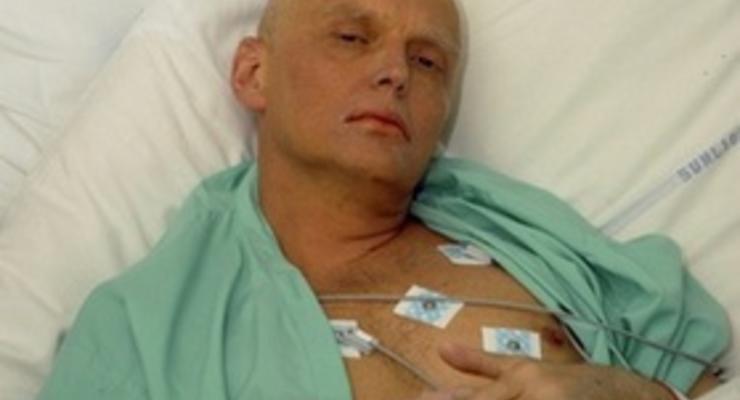 В деле об отравлении Александра Литвиненко появились новые материалы