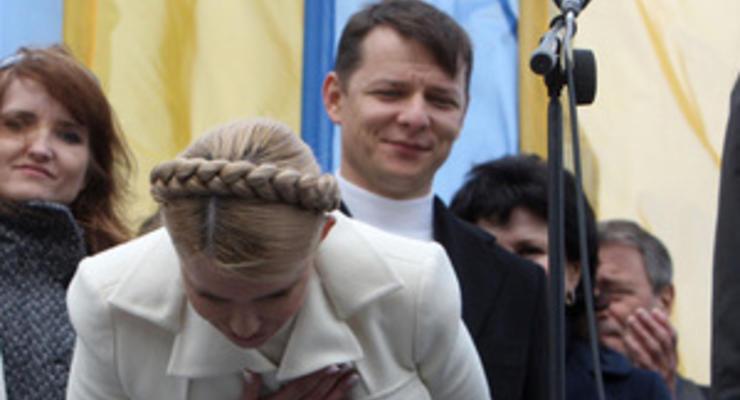 Ляшко: Я был не против переспать с Тимошенко