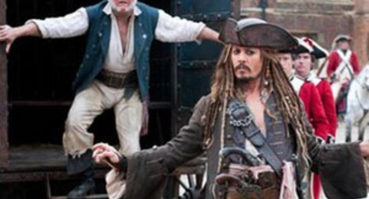 Пираты Карибского моря-4 поедут в Канны