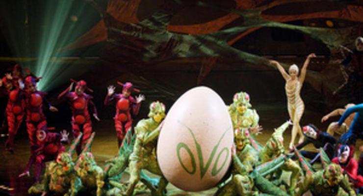 Определен победитель совместного конкурса Cirque du Soleil и Корреспондент.net на лучший граффити