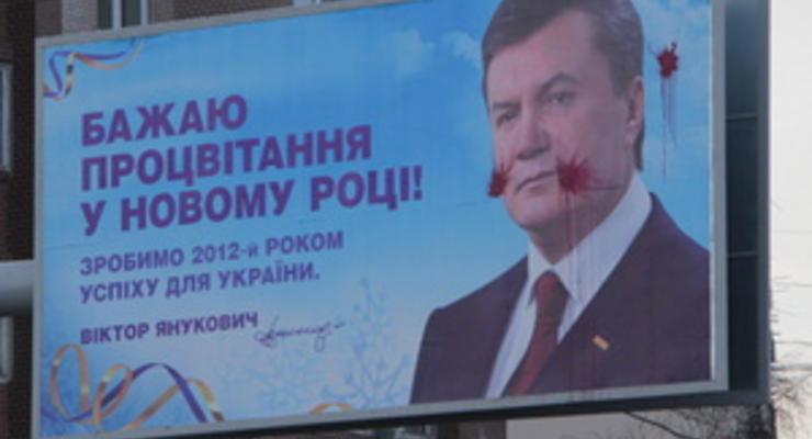 Королевская: В ПР готовят провокации, чтобы отомстить за билборды Януковича