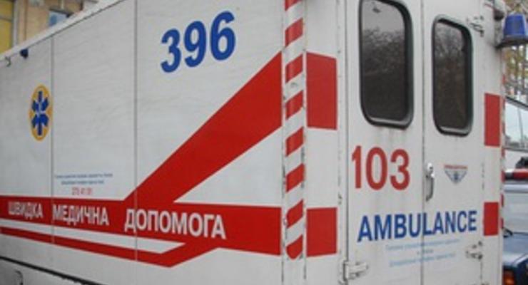 В Бердичеве из-за неисправности детской площадки погибла семилетняя девочка