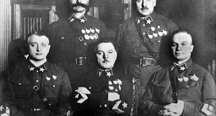 Элита империи: украинские маршалы Советского Союза