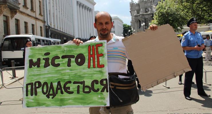 Названы самые скандальные стройки Киева (ФОТО)