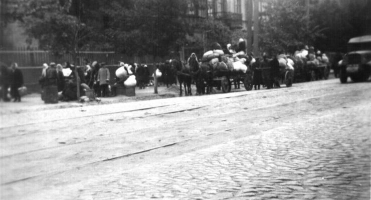 Киев под нацистами: расстрелы евреев и лютый комендант. ЧАСТЬ 3