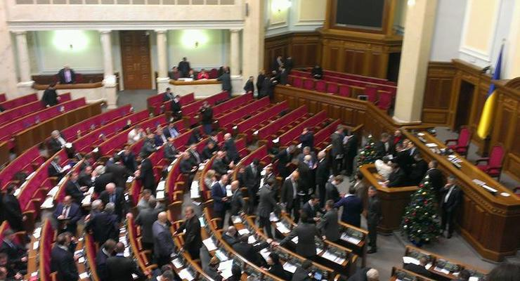 Рада приняла бюджет без обсуждения: все подробности