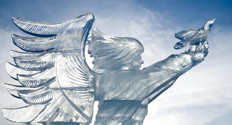 Украине на этой неделе обещают -20 и снег