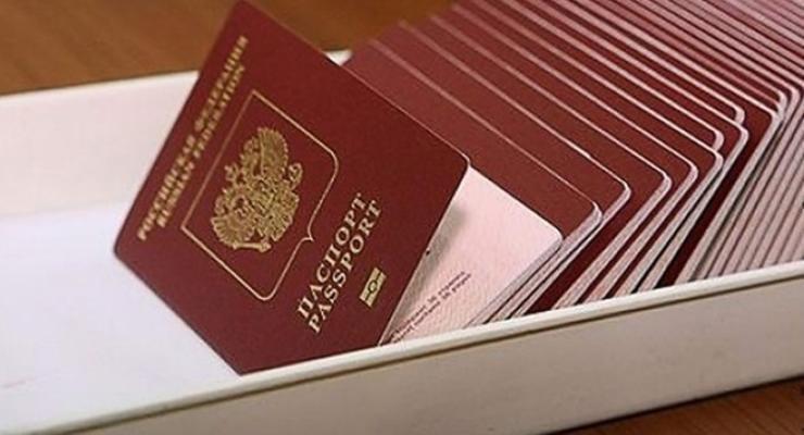 Крымчане получают российские паспорта с пропиской в Магадане - СМИ