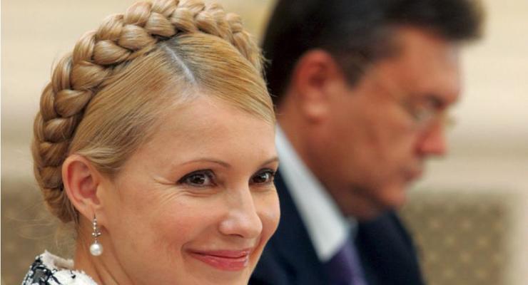 Как Тимошенко и Янукович поделили власть до 2029 года - СМИ