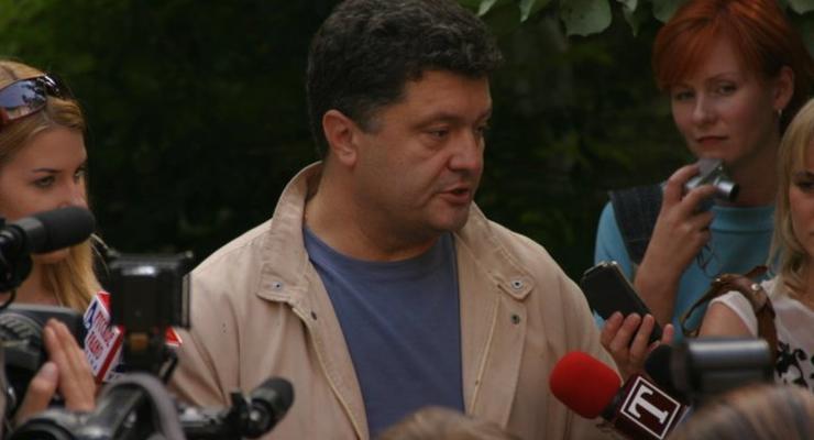 Лучшие цитаты Петра Порошенко: У меня еще есть время реализовать амбиции