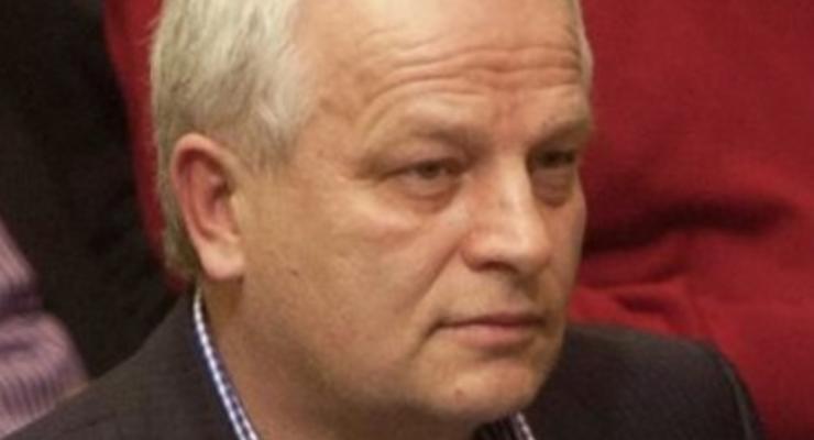 Кубив написал заявление об отставке с должность главы Нацбанка