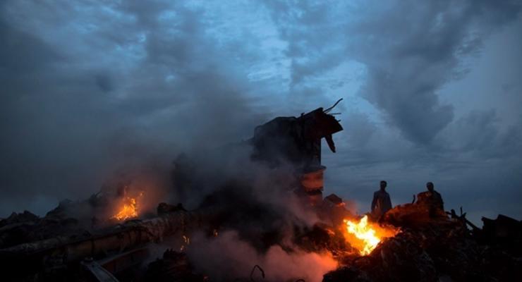 Минобороны РФ подозревает Украину в крушении малазийского Boeing 777